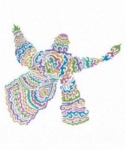 Giclee Prints Art -Rabbi